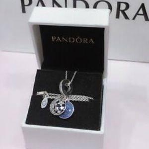 "Pandora ""I love you to the moon and Back"" Necklace"